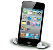 Win an iPod Touch!