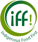 IFF! - Indigenous Food First